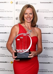 2011 Ernst & Young Entrepreneur Of The Year National Award