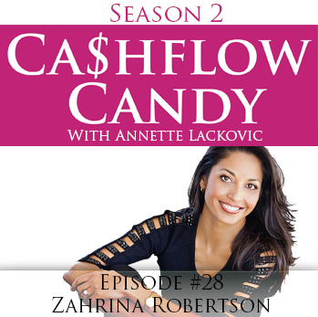Interview with Zahrina Robertson: Creating a Magnetic Brand