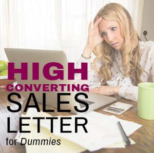 high converting sales letter