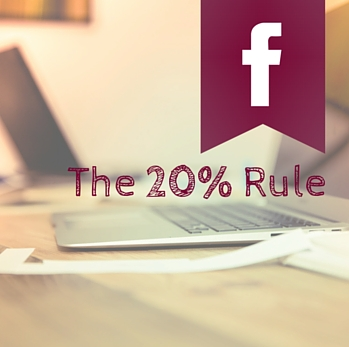The Facebook 20% Rule