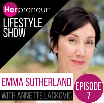 Ep#7 How to Heal Your Adrenals Naturally with Emma Sutherland