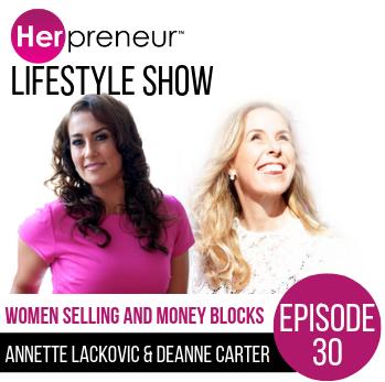 Ep#30 – Women Selling and Money Blocks