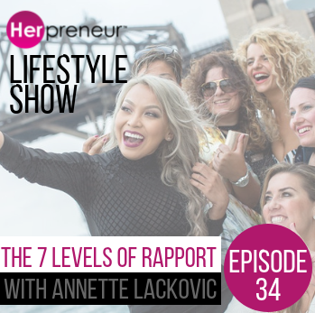 Ep#34 – The 7 Levels Of Rapport