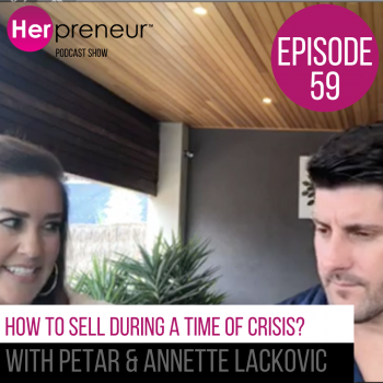 How To Sell During A Time Of Crisis