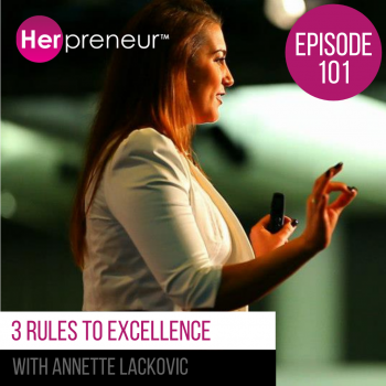 3 Rules To Excellence